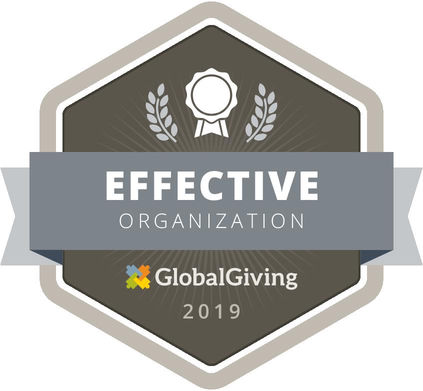 Medale od Global Giving